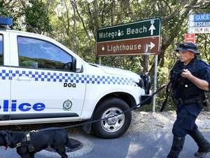 Sniffer dogs, drones called in for Byron backpacker search
