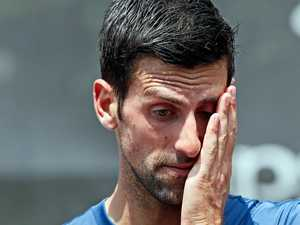 Djokovic responds to disrespectful Kyrgios
