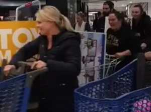 'Madness': Utter chaos at Big W sale