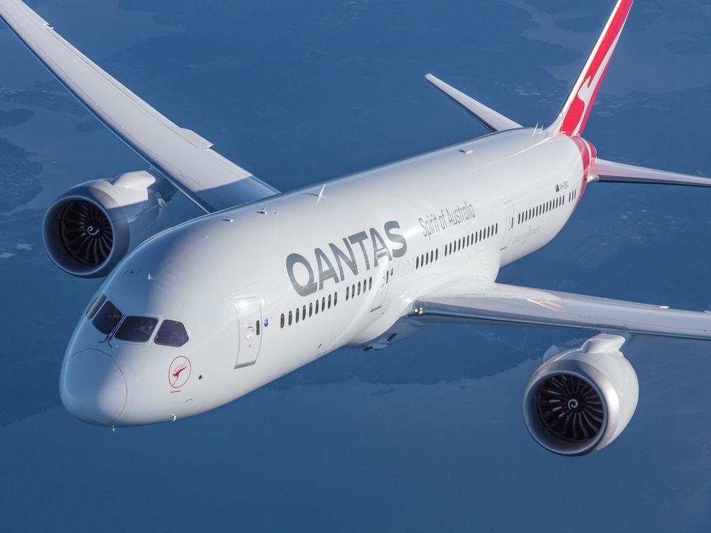 Qantas Dreamline