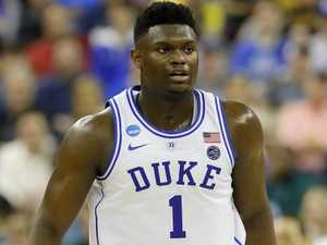 'A gift from God': Zion set for superstardom