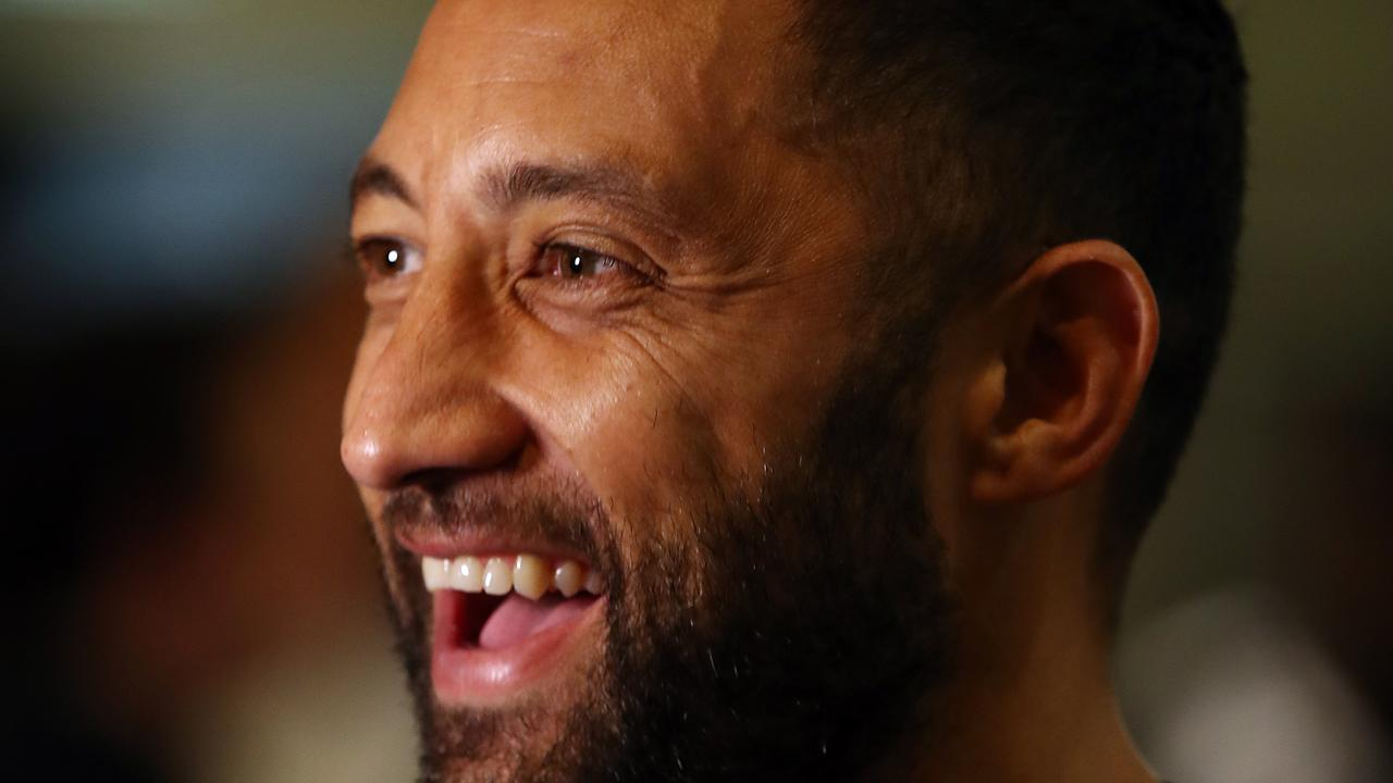 Benji Marshall is making his return to Test rugby.