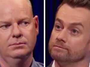 Denyer still angry at Gleeson over Logies