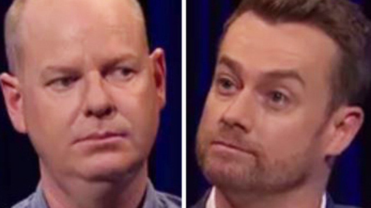 Grant Denyer isn't happy Tom Gleeson hijacked his Logies campaign last year.