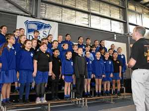 Mighty effort from Dalby State School Senior Singers