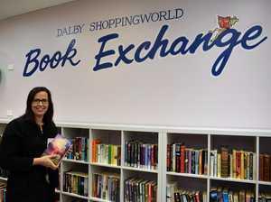 Book exchange open for swaps