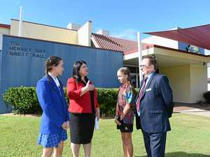 $10M SCHOOL SPEND: Why Great Hall is being demolished