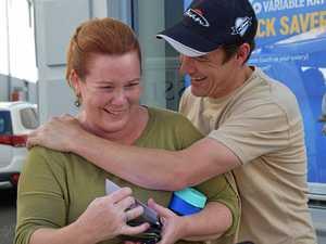Television star brings hope to a Rockhampton woman