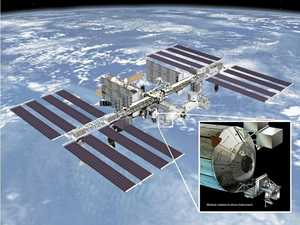 Space station visible over Northern Rivers this weekend