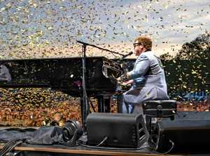 Coffs' Elton-Mania bags extra tour date