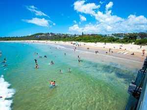 ON THE MAP: Overseas tourists splash cash on the coast