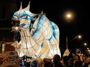 PHOTOS: Looking back at the Lismore Lantern Parade