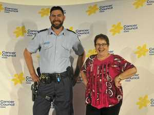 Constable trades badge for dancing shoes