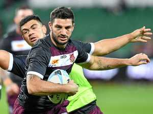 Gillett lauded for 'resilience' ahead of Maroon milestone