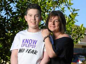 Life changing for young epileptic man
