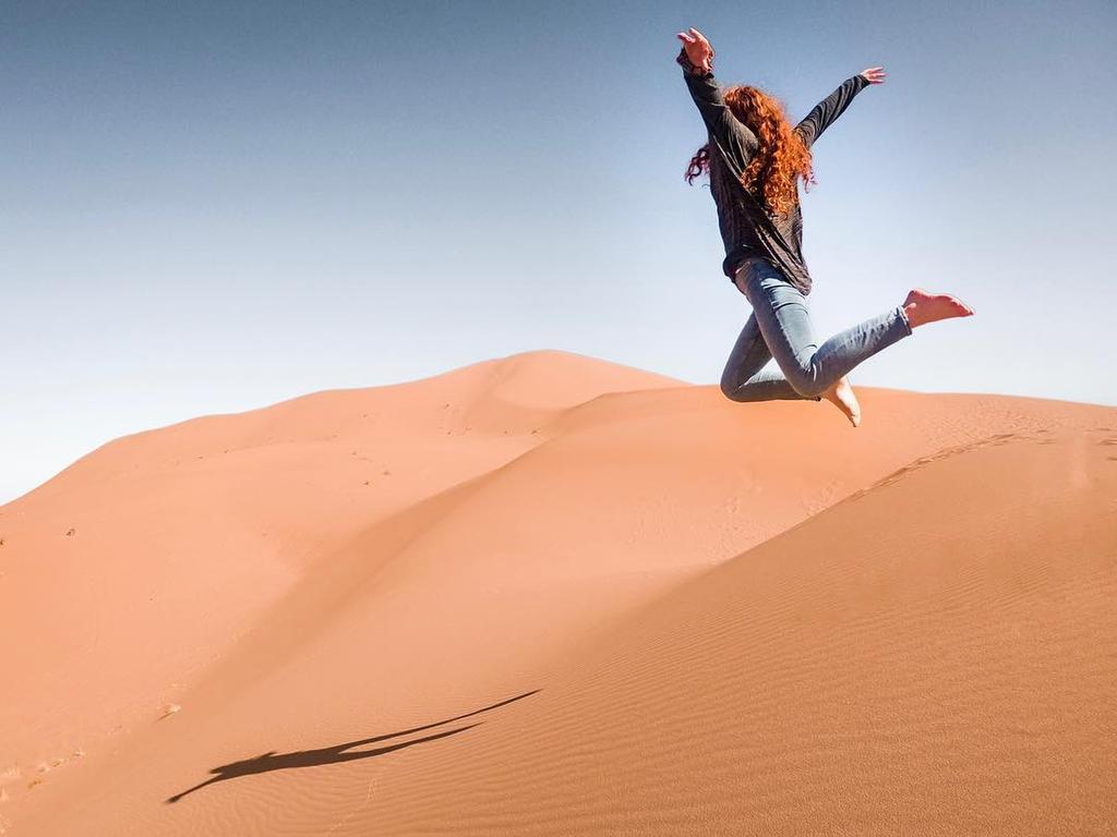 Merzouga, Morocco. Picture: Jam Press