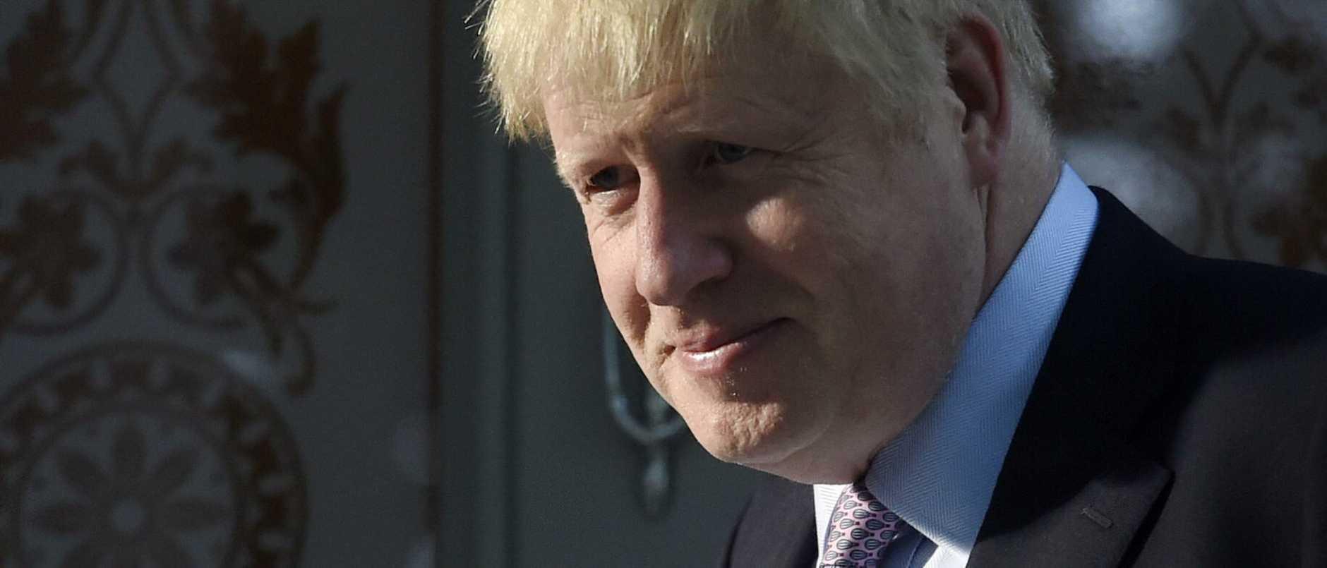 Tory MPs Jockey For Leadership