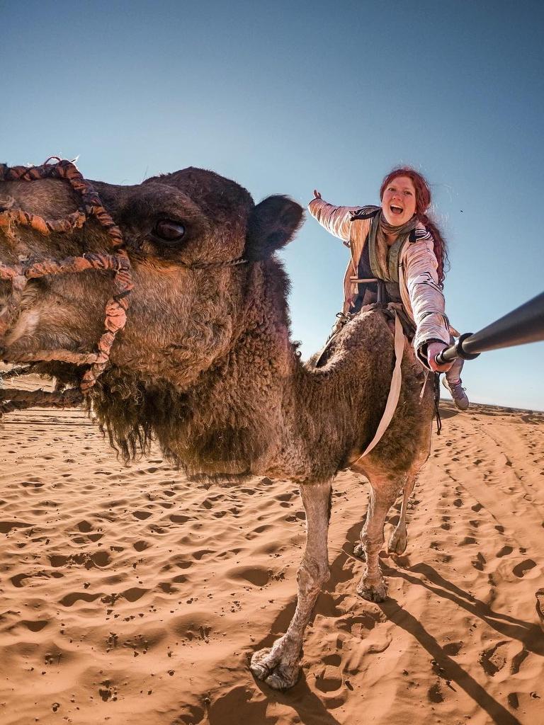 Merzouga in the Sahara Desert. Picture: Jam Press