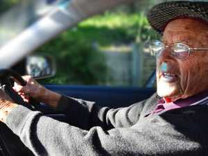 New approach to checking elderly drivers