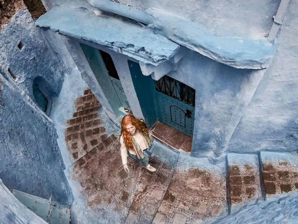 Chefchaouen, Morocco. Picture: Jam Press