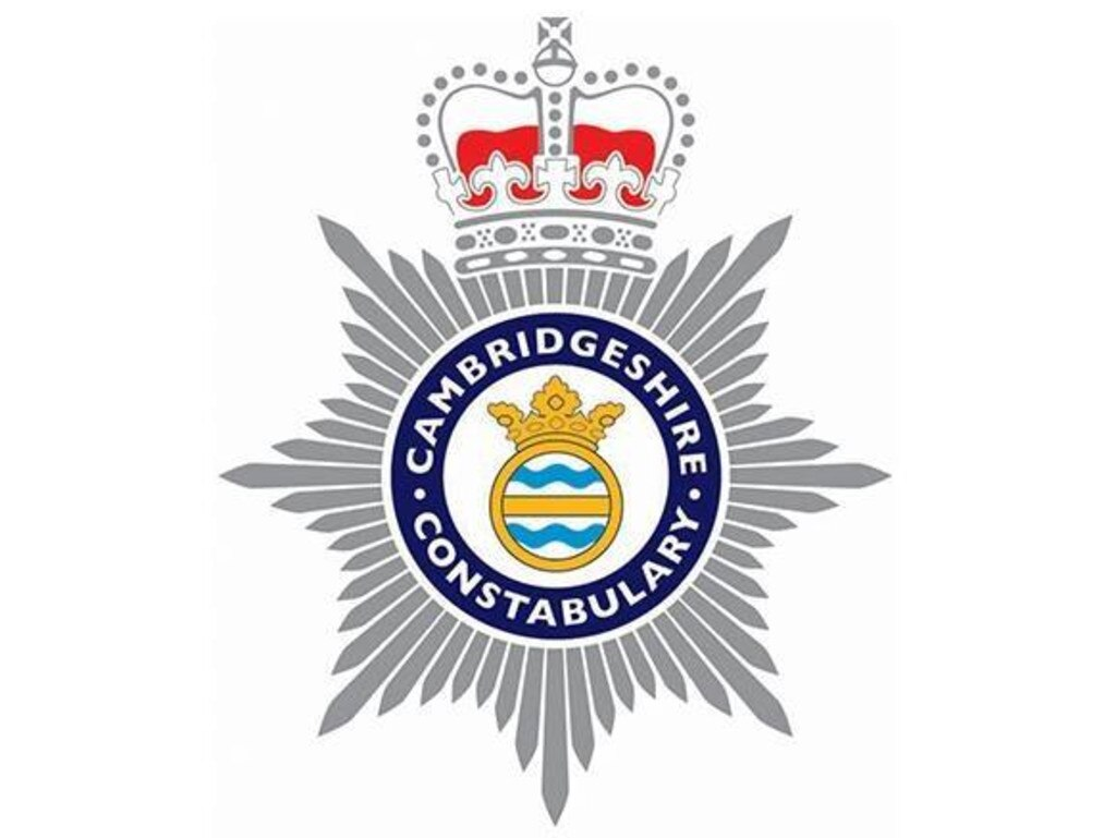 The Cambridgeshire Constabulary was seriously impressed by Haracharan's letter.