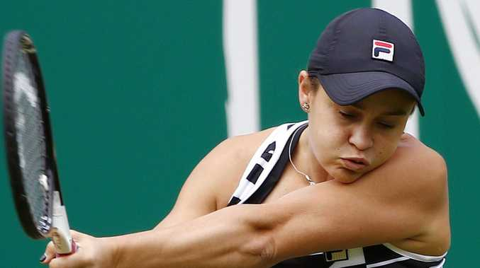 Barty on the cusp of number one
