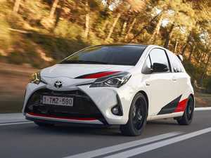 Toyota's surprise new hot hatch