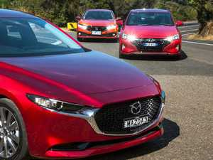 COMPARISON TEST: Australia's best small car revealed
