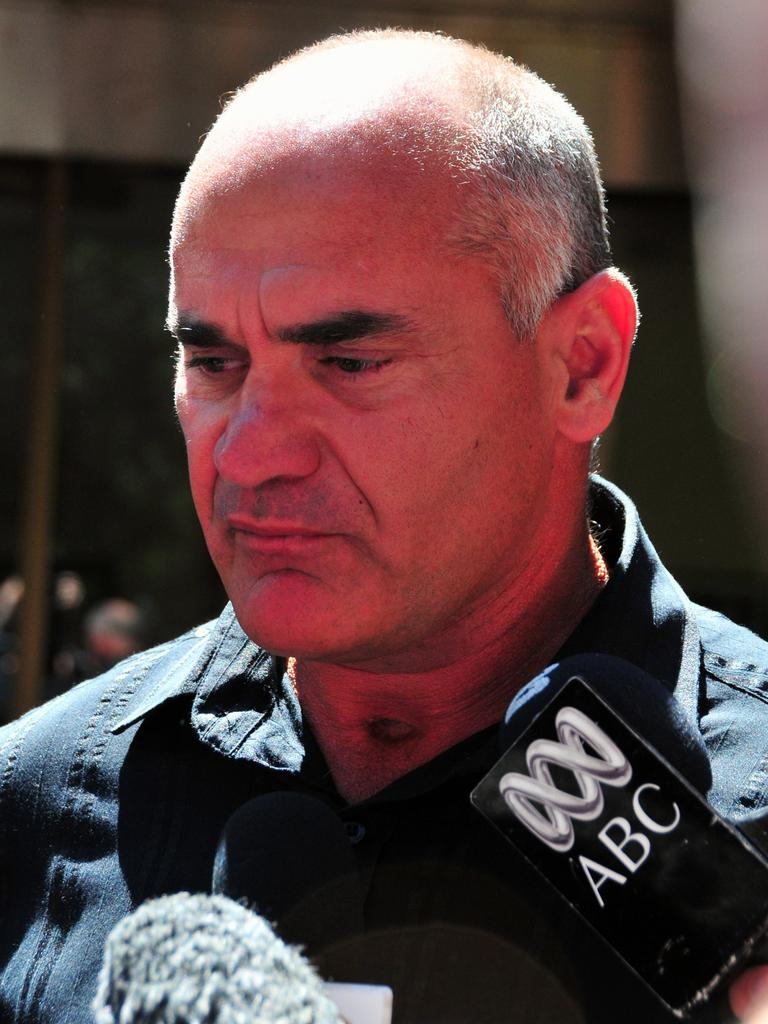 Dale Shearer in 2010