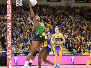 Netball: SC Lightning V WC Fever