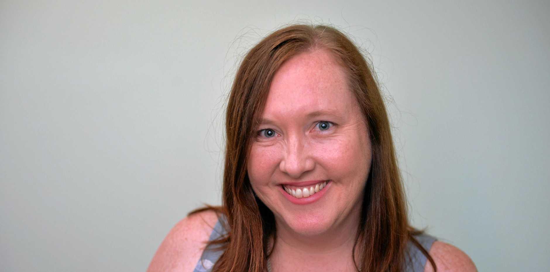 Rae Wilson, editor of the Daily Mercury.