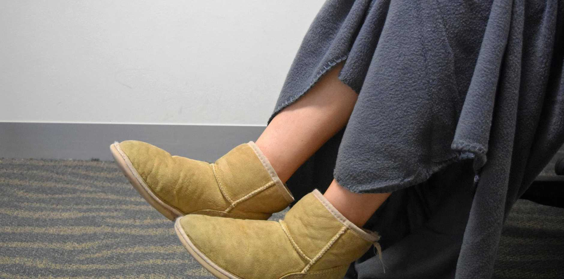 Cold weather across Mackay has had residents reaching for the blankets and Ugg boots.