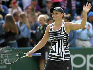 Barty to donate Fed Cup Heart Award cash to RSPCA
