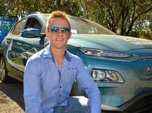 Our battery-driven future on display in Noosa