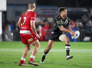 Shaun Johnson stars as Kiwis down Tonga in Auckland