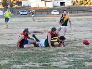 Redbacks battle undefeated side in crucial game