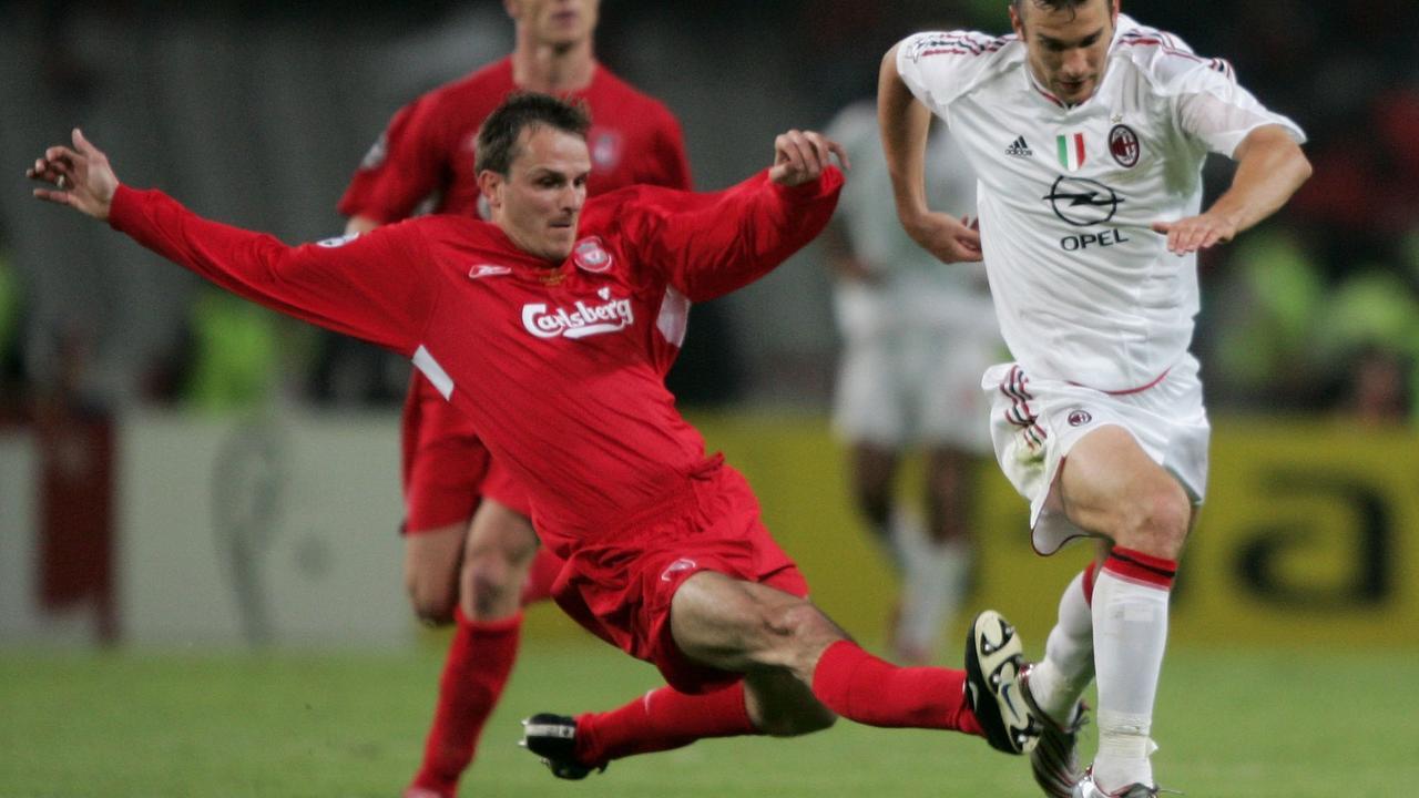 Former Liverpool star Dietmar Hamann has had to surrender his passport.