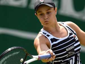 Stakes have never been higher for Barty