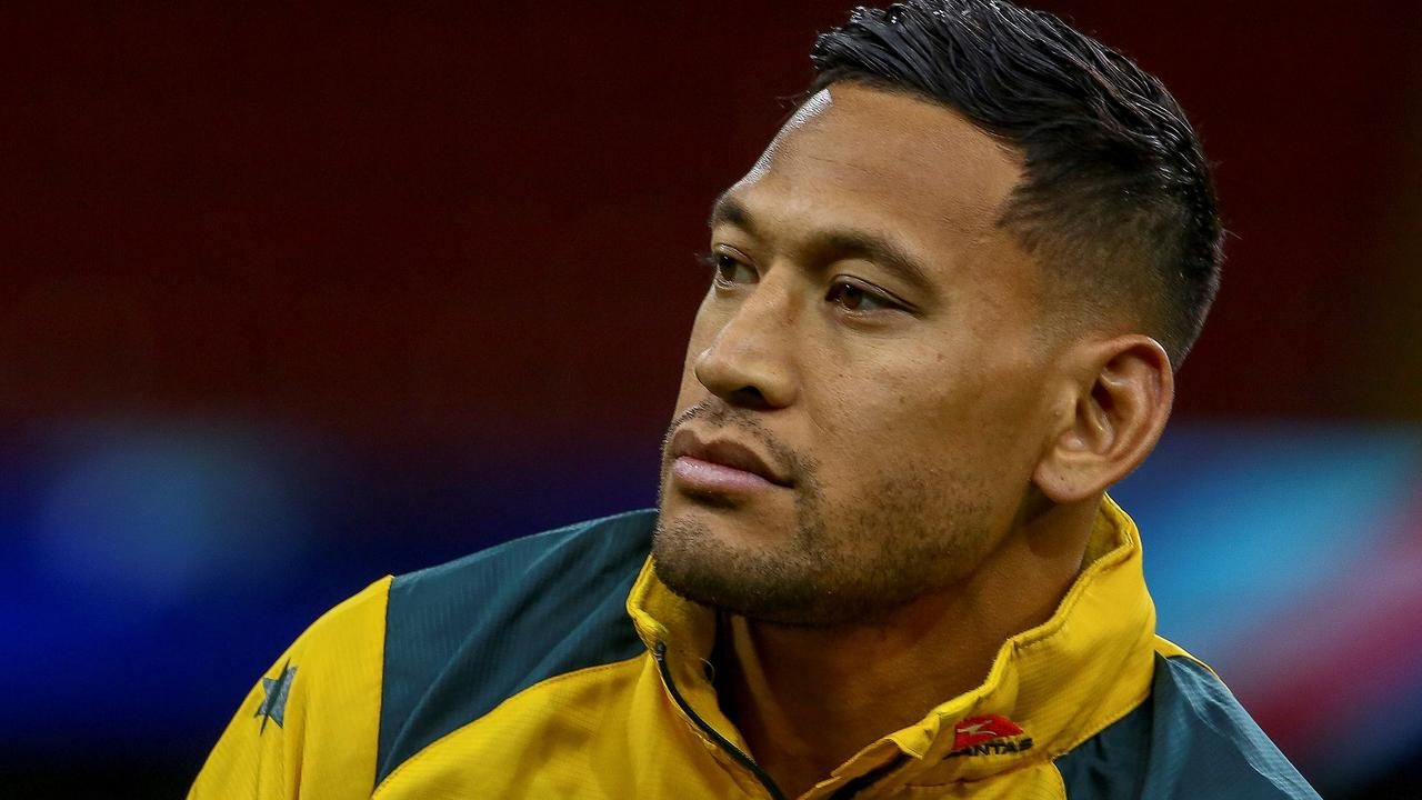 Israel Folau already has millions, so why should he get yours?