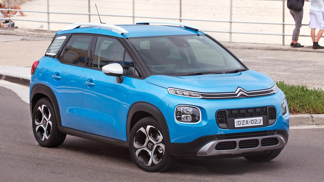 The Citroen isn't going to dominate the sales charts.