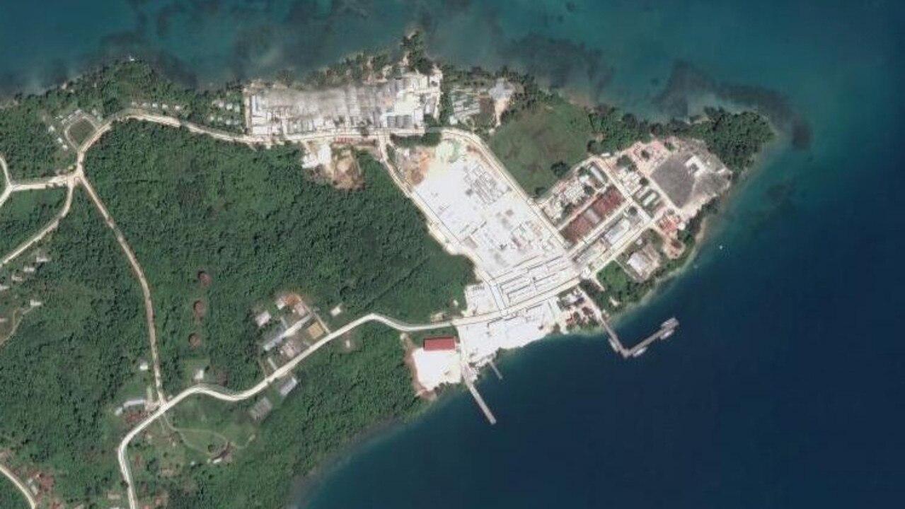 Manus Island, where hundreds of refugees and asylum seekers await their freedom.