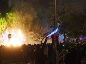 Lismore Lantern Parade Finale