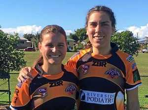 Ghosts' pair selected for North Coast Bulldogs side