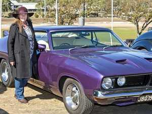 Hot Rods for the Homeless, Toowoomba 2019