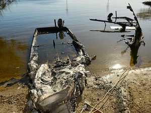 Fishing boat fire attacks a cowardly act