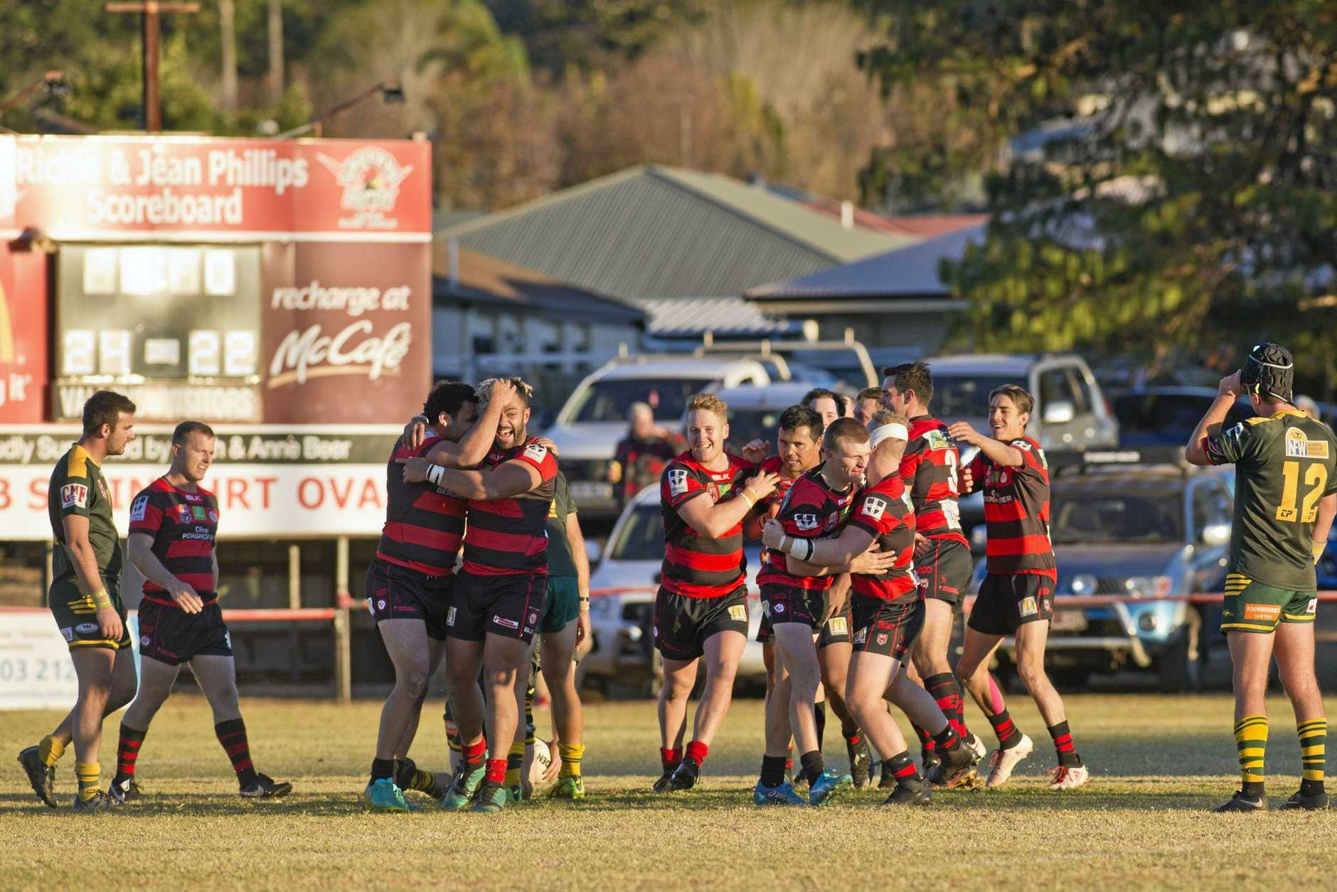 Valleys claimed reserve grade President's Cup honours over Wattles.