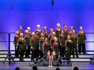 Bay Singers recognised for their talent in Tasmania