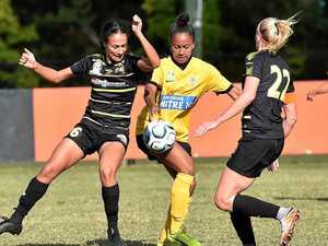 Wanderers women put in valiant effort during tough defeat