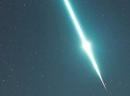 'SONIC BOOM': Reports of bright white meteor, 'loud crack'