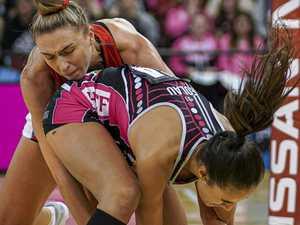 Maria Folau miss saves Swifts pride in draw